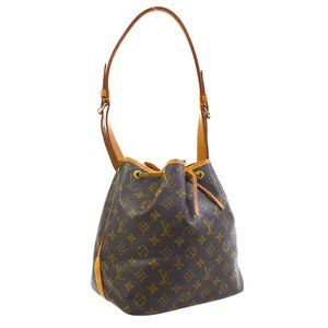 Auth Louis Vuitton Noe Petit Shoulder #N6812V84O